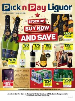 Pick n Pay Liquor catalogue ( 1 day ago)