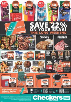 Checkers Hyper catalogue in Roodepoort ( Expires today )