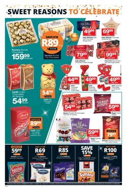Nestlé specials in Checkers Hyper