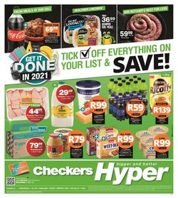 Instant coffee specials in Checkers Hyper