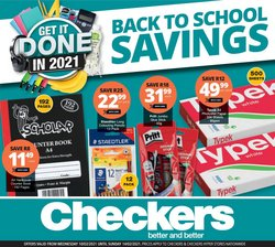 Checkers Hyper catalogue in Cape Town ( Expired )