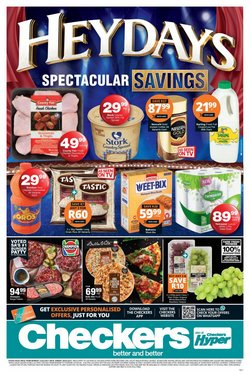 Checkers Hyper catalogue in Cape Town ( 3 days left )