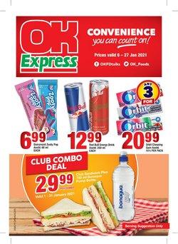 OK Express catalogue ( Expired )