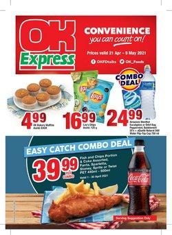 OK Express catalogue ( 1 day ago )
