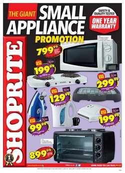 Groceries offers in the Shoprite Hyper catalogue ( Expires tomorrow)