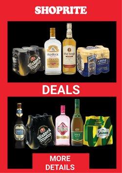 Shoprite LiquorShop offers in the Shoprite LiquorShop catalogue ( 1 day ago)