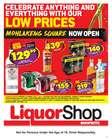 Shoprite LiquorShop catalogue ( Expires today )