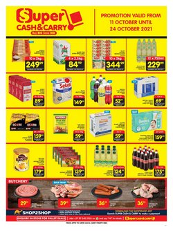 Groceries offers in the Shoprite LiquorShop catalogue ( Published today)