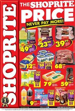 Shoprite LiquorShop catalogue ( Published today)