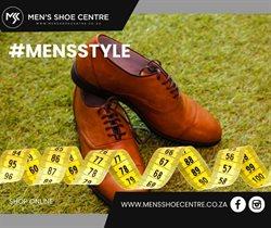 Mens Shoe Centre catalogue ( Expired )