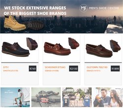 Mens Shoe Centre catalogue ( 3 days left )