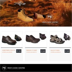 Mens Shoe Centre offers in the Mens Shoe Centre catalogue ( Published today)