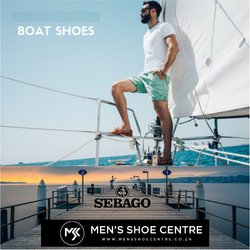 Mens Shoe Centre offers in the Mens Shoe Centre catalogue ( More than a month)