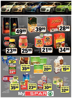 Spas offers in the Spar catalogue in Cape Town