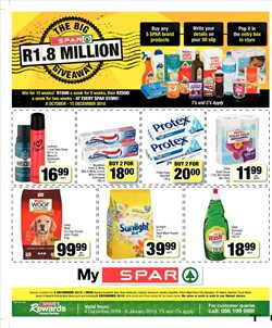 Maps offers in the Spar catalogue in Cape Town