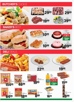 Cake offers in the Spar catalogue in Cape Town