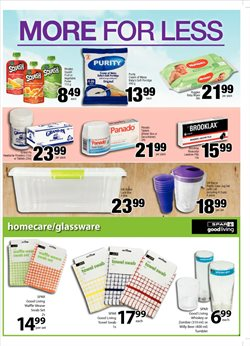 Tablet offers in the Spar catalogue in Cape Town