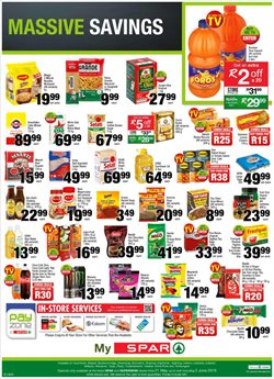 Water offers in the Spar catalogue in Cape Town