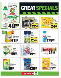 Fresheners specials in Spar