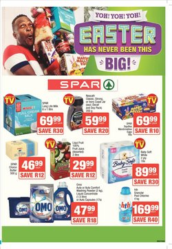 Spar catalogue in Cape Town ( Expires today )