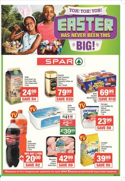 Spar catalogue in Durban ( 2 days ago )