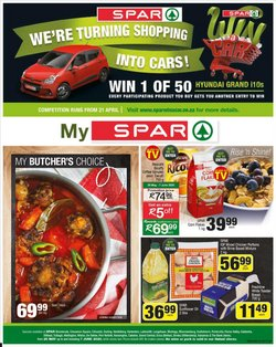 Spar catalogue in Somerset West ( Expires tomorrow )