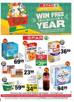 Spar catalogue ( 5 days left )