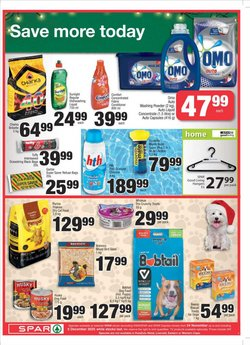 Omo specials in Spar