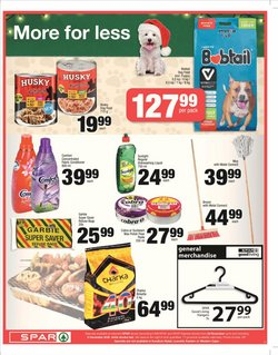 Bobtail specials in Spar
