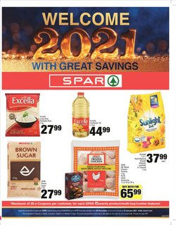 Spar catalogue in Cape Town ( Expired )