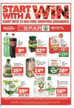 Spar catalogue in Cape Town ( 26 days left )