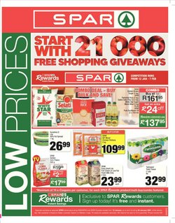 Spar catalogue ( 26 days left )