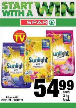 Spar catalogue ( Expired )