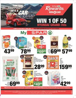Spar offers in the Spar catalogue ( Expired)