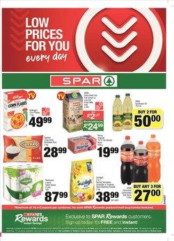 Spar offers in the Spar catalogue ( 7 days left)