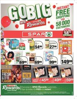 Spar offers in the Spar catalogue ( 5 days left)