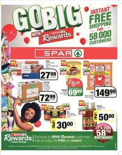 Spar offers in the Spar catalogue ( 6 days left)