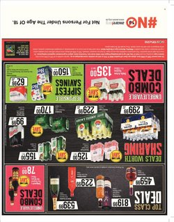 Apple offers in the Spar catalogue ( 5 days left)