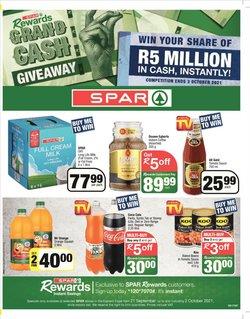 Spar catalogue ( 7 days left)