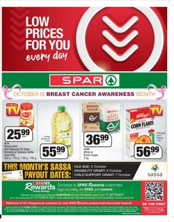 Groceries offers in the Spar catalogue ( 2 days left)