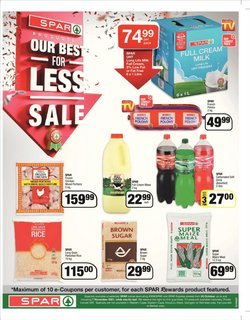 Spar offers in the Spar catalogue ( 1 day ago)