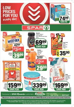 Spar catalogue ( 1 day ago)