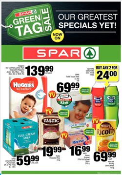 Spar deals in the Durban special