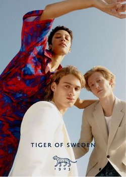 Tiger of Sweden offers in the Tiger of Sweden catalogue ( More than a month)
