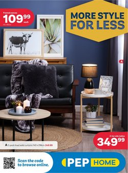 PEP HOME offers in the PEP HOME catalogue ( 17 days left)