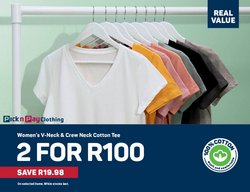 Pick n Pay Clothing catalogue ( 2 days left)