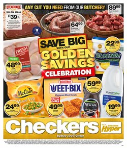 Checkers Hyper deals in the Cape Town special