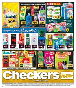 Bags offers in the Checkers Hyper catalogue in Cape Town