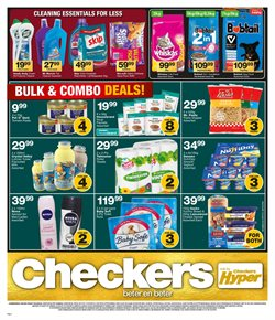 Deodorant offers in the Checkers Hyper catalogue in Cape Town