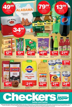 Juice offers in the Checkers Hyper catalogue in Cape Town